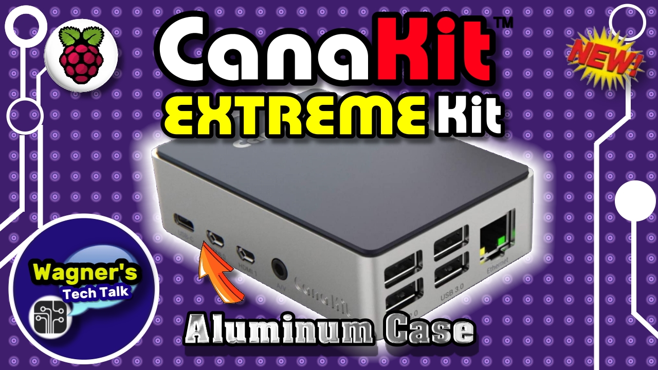 RPi4CanaExtremeKit